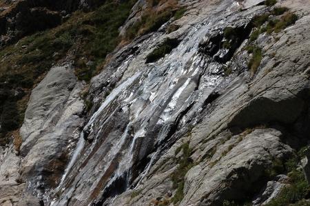 Cascades du Mur des Italiens